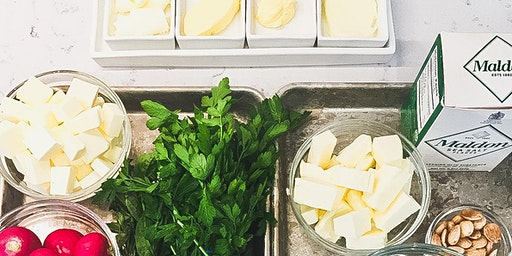 Butter Tasting at Aurora Cooks! 3:30 pm