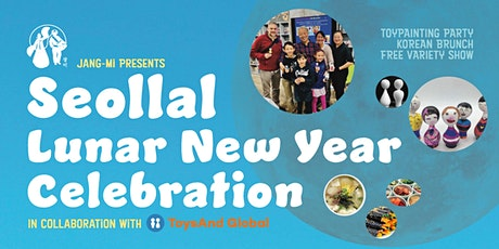 Jang-mi's Seollal Celebration with a ToyPainting Party & Korea Brunch! tickets
