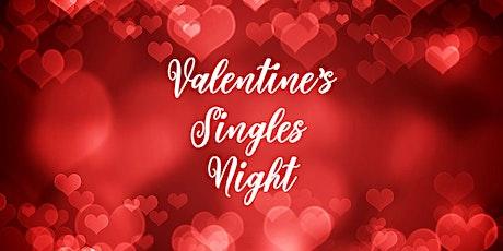 Valentine's Singles Night tickets