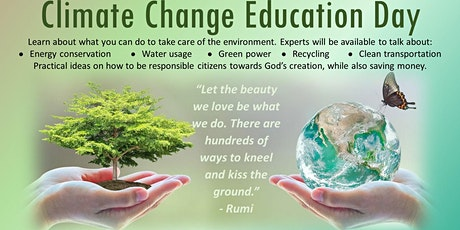 Climate Change Education Day tickets