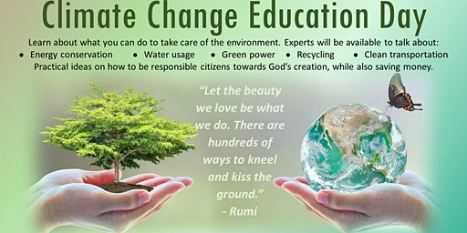 Climate Change Education Day