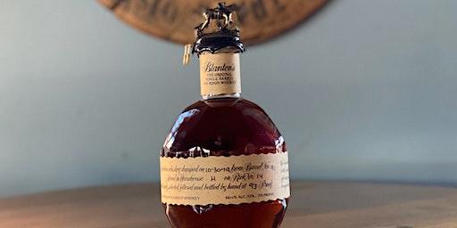 """Find the Blanton's"" Blind Bourbon Tasting"