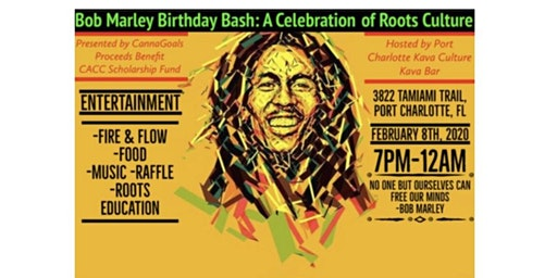 Bob Marley Birthday Bash: A Celebration of Roots Culture