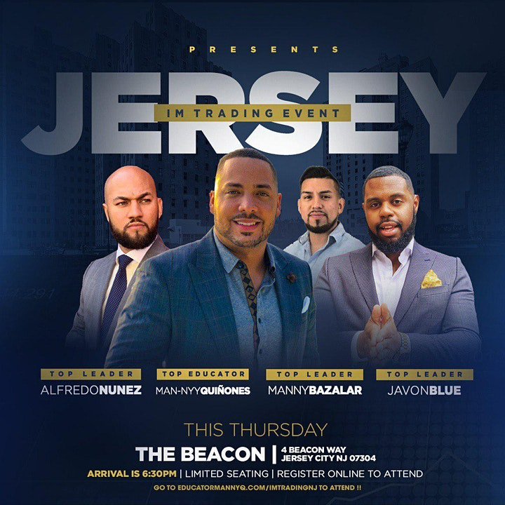 New Jersey - IM Trading Event image
