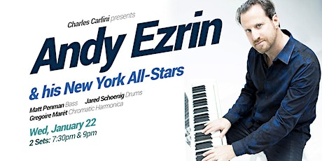 Andy Ezrin & his New York All-Stars tickets