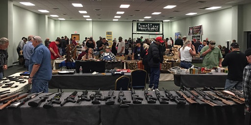T & K Promotions Jefferson Gun & Knife Expo - December 5-6, 2020