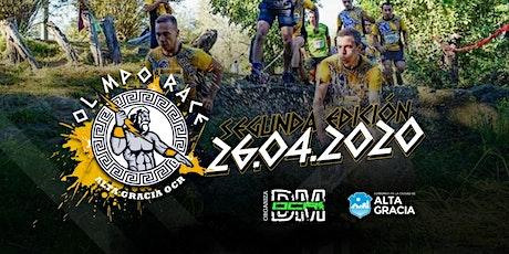 Olimpo Race  2da Edición entradas