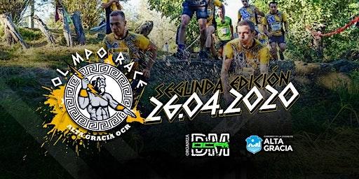 Olimpo Race  2da Edición