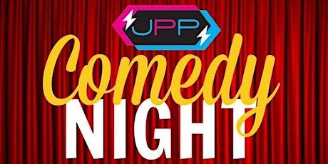 JPP Presents Comedy tickets