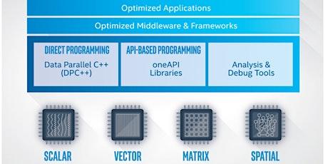 Introducing Intel's OneAPI & DevCloud tickets