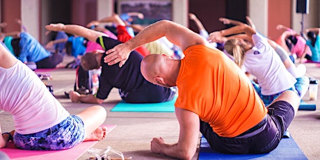 New to yoga - 5 week beginner course tickets