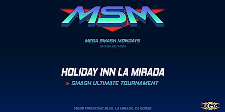 Mega Smash Mondays - Smash Ultimate Event tickets