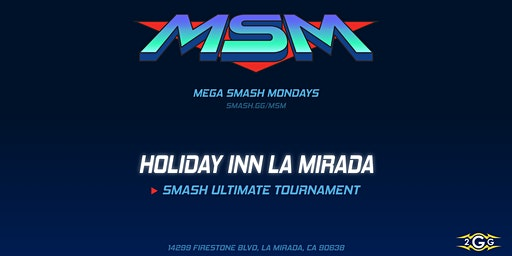 Mega Smash Mondays - Smash Ultimate Event