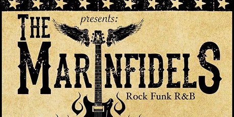 The Marinfidels Rock Iron Springs tickets