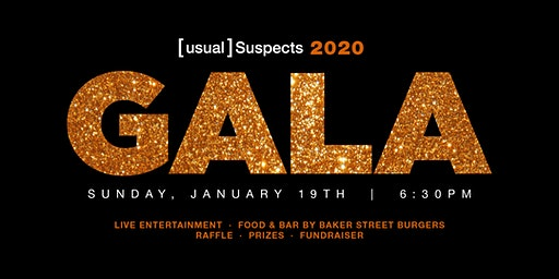 [usual] Suspects 2020 Gala