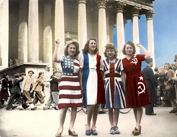CANCELLED - 1940s Style Victory Dance - Fashion History Museum image