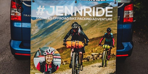 #jennride 2020 Bike Packing Ride