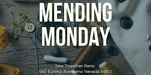 Mending Monday with Melissa Gilbert