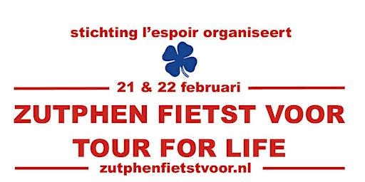Zutphen Fiets Voor Tour for Life