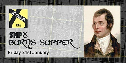 Greater Pollok & Cardonald SNP Burns Supper