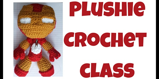 Plushie Art Of Crochet Project Class