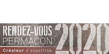 Rendez-Vous Permacon 2020 - Christian Blanchette billets