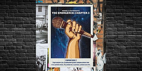 Mashal Clan presents The Emergence: Chapter I tickets