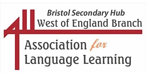 Bristol ALL Secondary Languages Hub >>>>>>>>>>>  GCSE Moderation