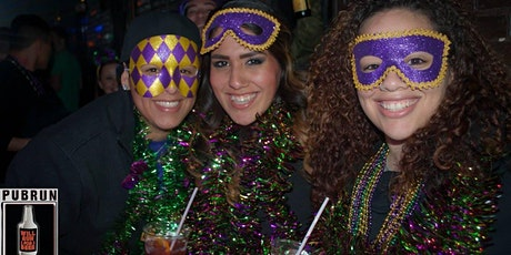 First Friday Pub Run Mardi Gras tickets