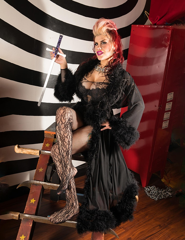 Twisted Circus presents The Odd World Danger Show image