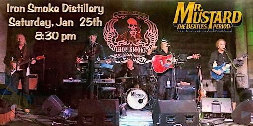 Mr. Mustard presents the No 1 hits of The Beatles_Sat Jan 25th