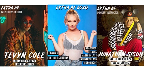 Extra AF: February 2020! Feat. Tevyn Cole & Jonathan Sison tickets