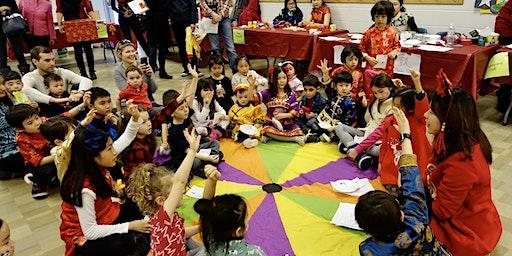Chinese New Year 2020: Children's Fun Fair with Panda Mandarin