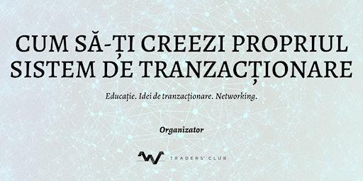 Workshop de Tranzacționare cu Valute & Indici bursieri
