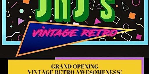 Grand Opening of JNJ'S Vintage