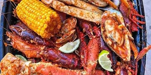 King Crab Boil & Fried Chicken Grub