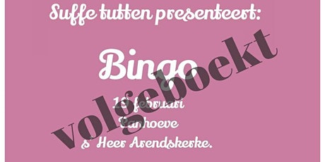 Suffe tutten Bingo  tickets