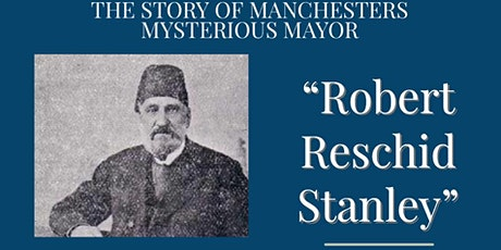 The Story of Robert Reschid Stanley  - Presentation and Book Signing tickets