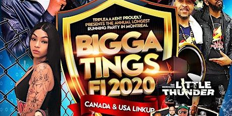 Bigga Tings Fi 2020 - SuperGold Sound & Little Thunder Sound Live tickets