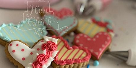 Valentine Cookie Workshop tickets