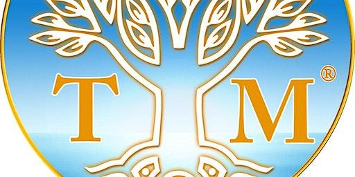 An Introduction to the TRANSCENDENTAL MEDITATION PROGRAM