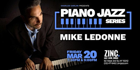 Piano Jazz Series: Mike LeDonne tickets