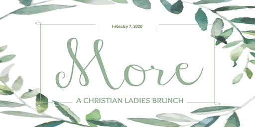 Christian Ladies Brunch