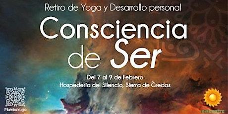 CONSCIENCIA DE SER | RETIRO DE YOGA EN SIERRA DE GREDOS  con Pablo Om Ji entradas