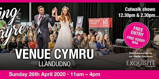 Venue Cymru Wedding Fayre