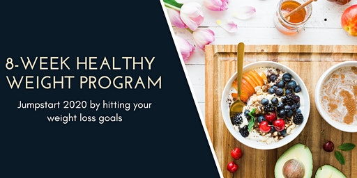 8-week Healthy Weight Program