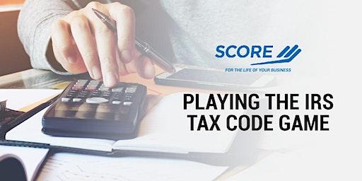 2-6-2020 Playing The IRS Tax Code Game - Glenpool