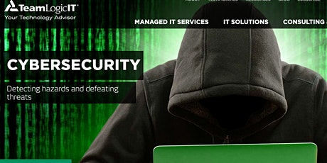 Cybersecurity Survival Guide for Healthy Small Businesses tickets