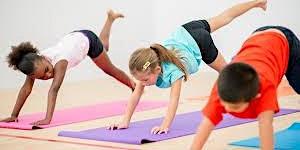 Kids Holy Yoga with Kim