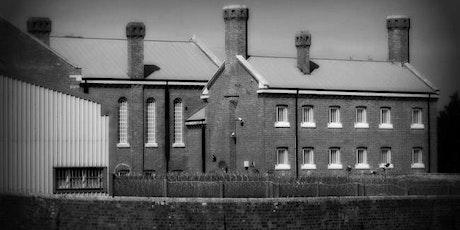 Dorchester Prison Ghost Hunt - £49  P/P tickets